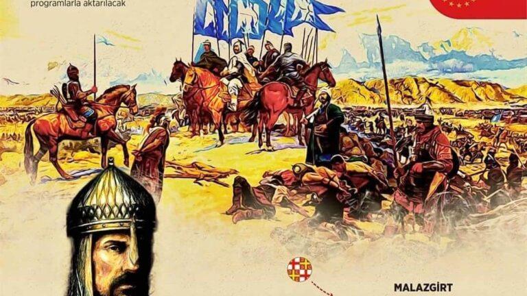 Malazgirt Zaferinin 948. Yıl Dönümü Kutlu Olsun