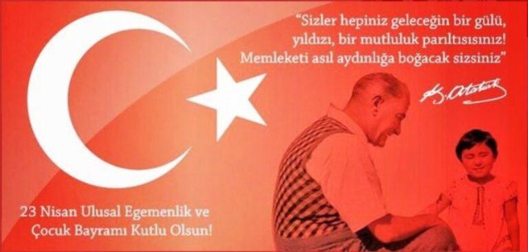 23 Nisan 1920: Egemenlik Kayıtsız Şartsız Milletindir (Mustafa Kemal ATATÜRK)